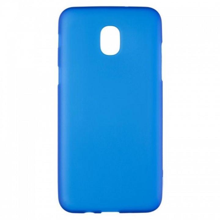 Оригинальная силиконовая накладка для Xiaomi Redmi Note 5/5 Pro синий