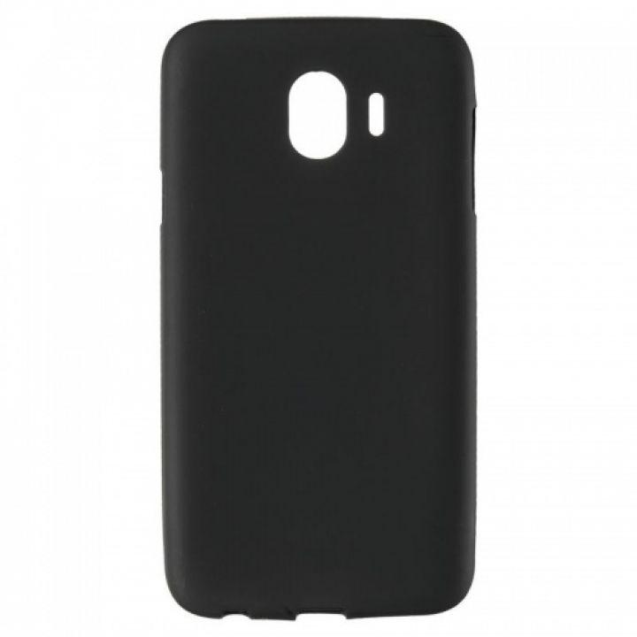 Оригинальная силиконовая накладка для Xiaomi Redmi Note 5/5 Pro черный
