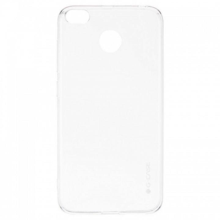 Прозрачная накладка Delicatesse от G-Case Xiaomi Redmi 4x
