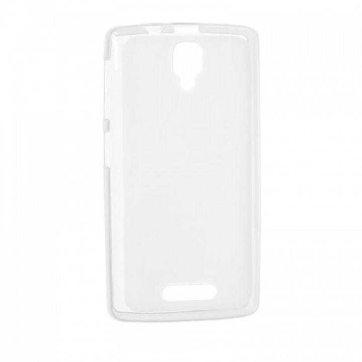 Оригинальная силиконовая накладка для Xiaomi Redmi 4/4 Prime белый
