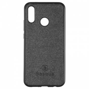 Стильная мужская накладка Skill Case от Baseus для Huawei Mate 20 Pro черный