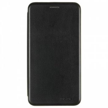 Чехол книжка из кожи G-Case Ranger для Samsung A720 (A7-2017) черный