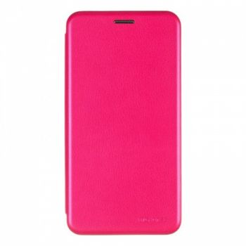 Чехол книжка из кожи Ranger от G-Case для Huawei Nova 2s розовый