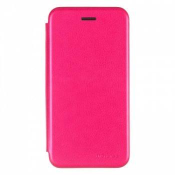 Чехол книжка из кожи Ranger от G-Case для Huawei Nova Lite розовый