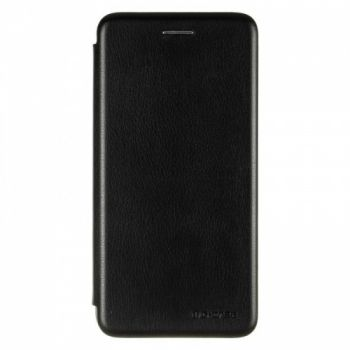 Чехол книжка из кожи Ranger от G-Case для Huawei P10 черный