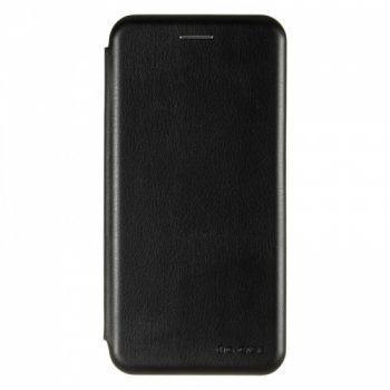 Чехол книжка из кожи Ranger от G-Case для Huawei P20 Lite черный