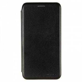 Чехол книжка из кожи Ranger от G-Case для Huawei P20 Pro черный