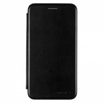 Чехол книжка из кожи Ranger от G-Case для Huawei Y5 II черный