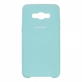 Оригинальный чехол накладка Soft Case для Samsung J415 (J4 Plus) Ocean Mint