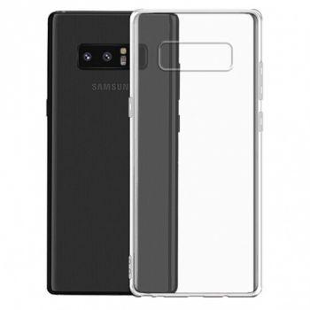 Прозрачный силиконовый чехол Thin Air для Samsung Note 8