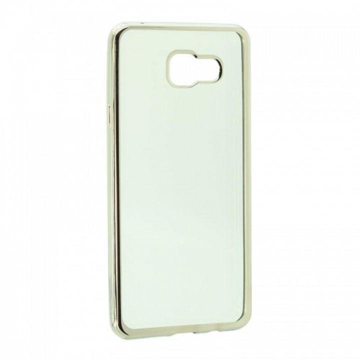Cиликоновая накладка Air от Remax для Xiaomi Redmi 4a серебро