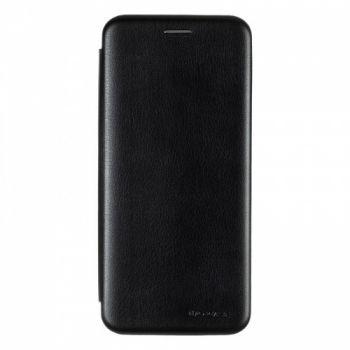 Чехол книжка из кожи G-Case Ranger для Samsung S8 черный