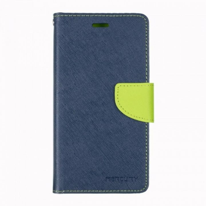 Чехол книжка Cover от Goospery для Xiaomi Redmi Note 4x синий