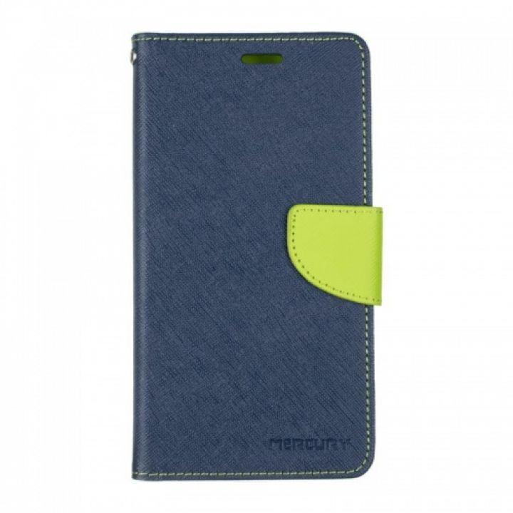 Чехол книжка Cover от Goospery для Xiaomi Redmi Note 5a синий