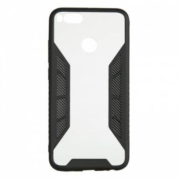Черный защитный бампер Carbon Fiber от iPaky для Xiaomi Redmi Note 5a Prime