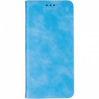 Чехол книжки из эко кожи Sky Soft от Gelius для Xiaomi Redmi 6a синяя