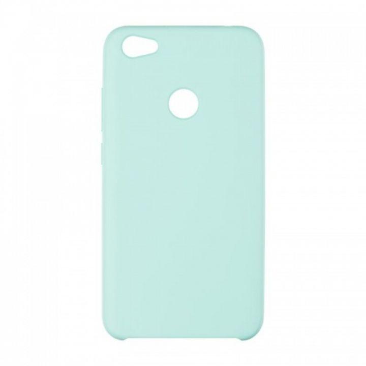 Оригинальный чехол накладка Soft Case для Xiaomi Redmi Note 5a Prime Ocean Mint