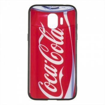Силиконовая накладка с принтом от iPaky для Samsung J530 (J5-2017) Enjoy Coca-Cola
