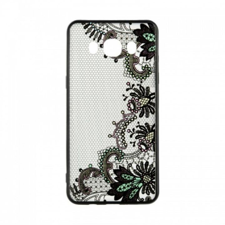 Чехол накладка с татуировкой Tatoo Art от Rock для Xiaomi Redmi Note 4x Color Flowers