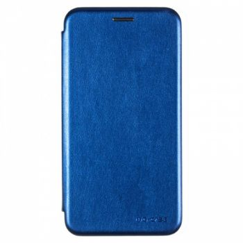 Чехол книжка из кожи Ranger от G-Case для Huawei Y5 (2018) синий