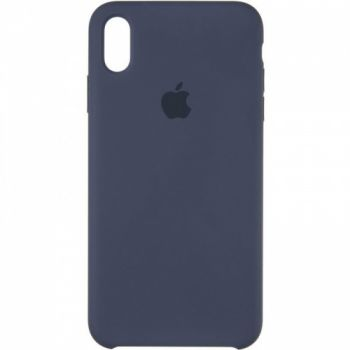 Чехол накладка Original 99% Copy для iPhone XS Max Midnight Blue