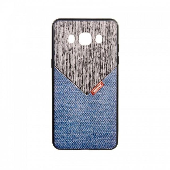 Стильный чехол Gentleman от Remax для Xiaomi Redmi 3s / 3 Pro Jeans RM-279