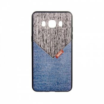 Стильный чехол Gentleman от Remax для Xiaomi Redmi Note 4 Jeans RM-279