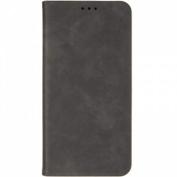 Чехол книжка из кожи Sky от Gelius для Samsung J610 (J6 Plus) черный
