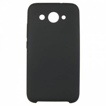 Оригинальный чехол накладка Soft Case для Huawei Y5 (2018) черный