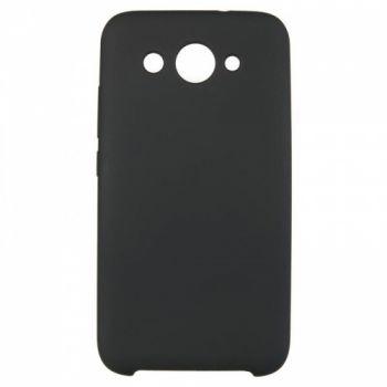 Оригинальный чехол накладка Soft Case для Huawei P Smart Plus/Nova 3i черный