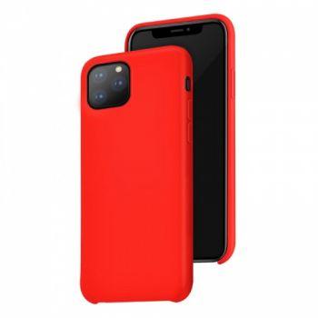 Брендовый чехол Pure Series от Hoco для iPhone 11 красный