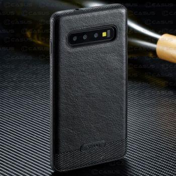 Черный чехол накладка Allure для Samsung Galaxy S10 Plus
