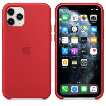 Чехол Silicone Case для iPhone 11 original high copy