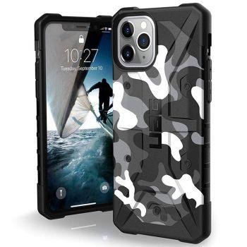 Противоударный белый чехол UAG Pathfinder для iPhone 11 Pro Max