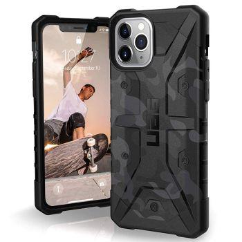 Противоударный черный чехол UAG Pathfinder для iPhone 11