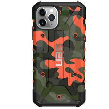 Противоударный оранжевый чехол UAG Pathfinder для iPhone 11 Pro Max