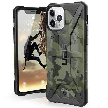 Противоударный зеленый чехол UAG Pathfinder для iPhone 11
