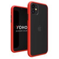 Защитный матовый чехол Yoho для iPhone 12