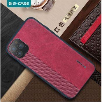 Чехол от G-Case с коданой вставкой Earl для iPhone 11 Pro красный