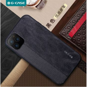 Чехол от G-Case с коданой вставкой Earl для iPhone 11 Pro черный