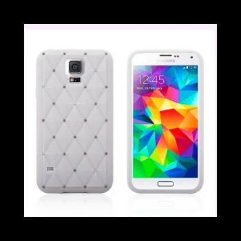 Чехол со стразами для Samsung Galaxy S5 i9600 / G900H