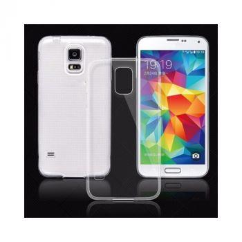 Прозрачный чехол накладка Bright для Samsung Galaxy S5 i9600 / G900H
