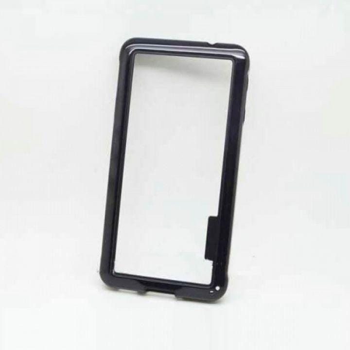 Бампер для Samsung Galaxy Alpha G850F черный