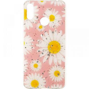 Чехол принт Ромашки из серии Flowers от Floveme для Samsung M105 (M10)