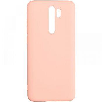 Оригинальный чехол полного обхвата Full Soft для Samsung A115 (A11) Pink