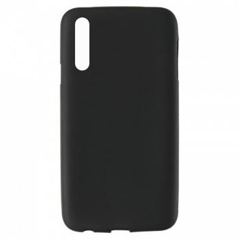 Оригинальный чехол накладка Case для Samsung A50 черный