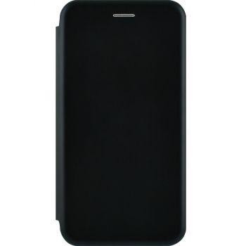 Чехол книжка из кожи Ranger от G-Case для Samsung A50 черный
