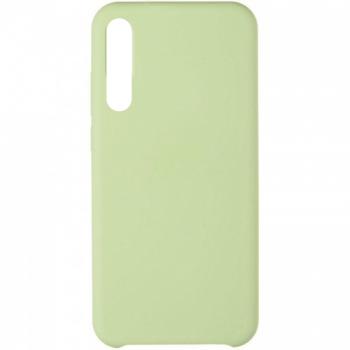 Чехол накладка под оригинал Matte для  Samsung A50 зеленоватый