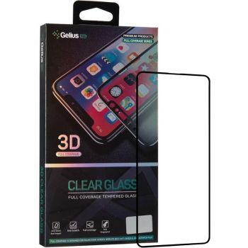Защитное стекло Gelius Pro 3D Clear Glass для Samsung A51 черный