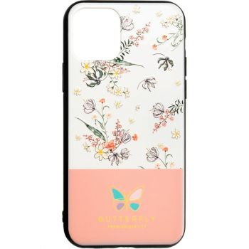 Чехол накладка с бабочками Butterfly от Flovemу для Samsung A51 розовый